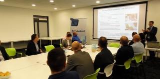 Spotkanie zespołu ds. nowoczesnych usług w Szczecinie