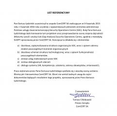 Case study - Security Operations Center (SOC) dla Centralnego Urzędu Administracji Publicznej